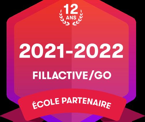 École Haute-Ville : Fière partenaire de Fillactive!